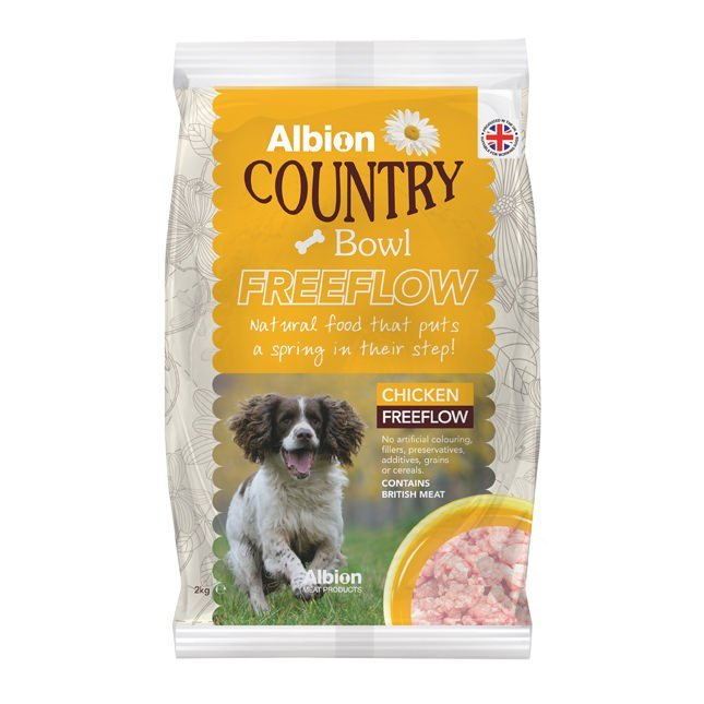 Raw Dog Food Albion Meat Products