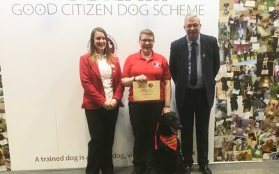 A Pawesome Time For Lazarus At Crufts 2018