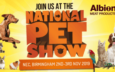 Goody Bags Ready For National Pet Show 2019